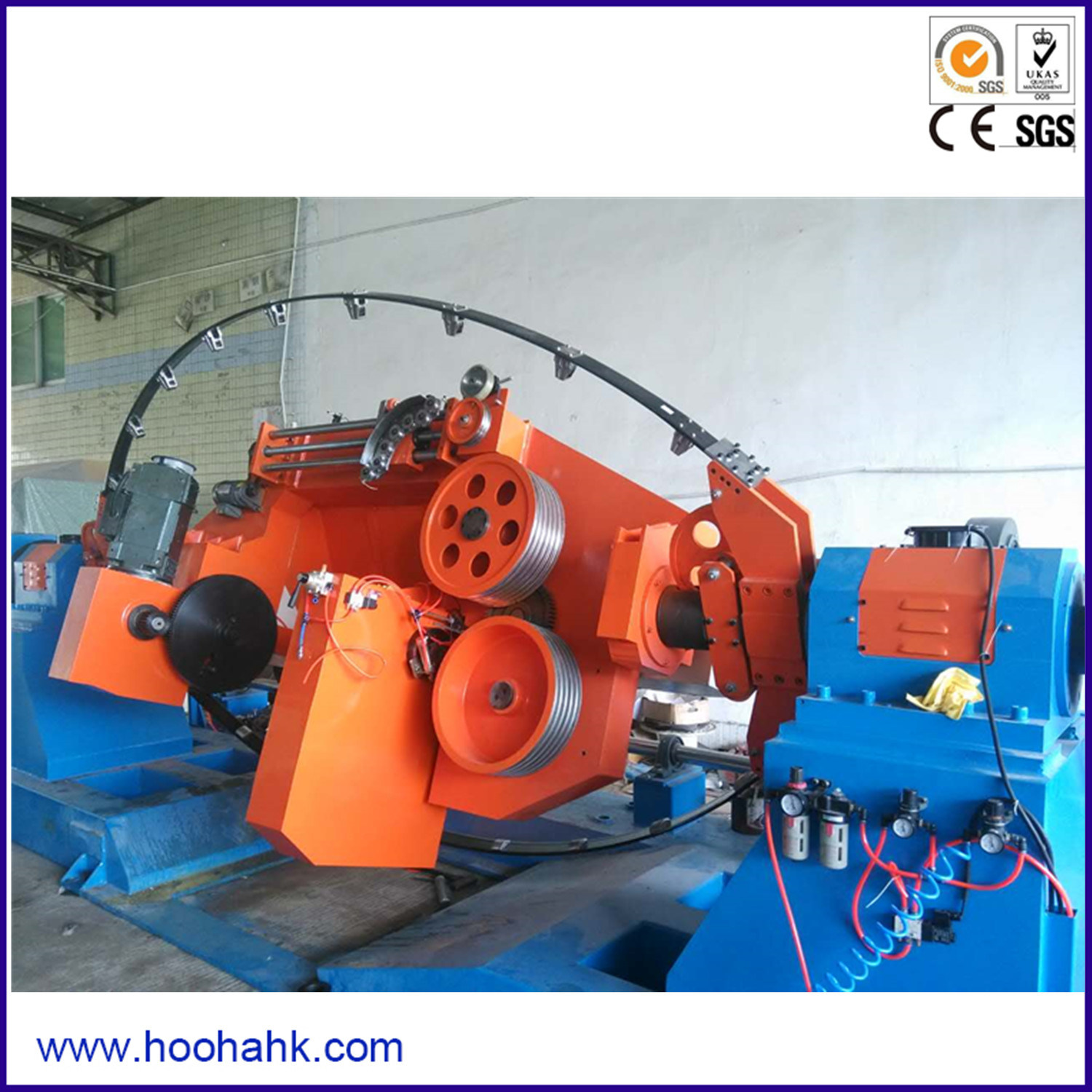 1250mm Cable Stranding Machine