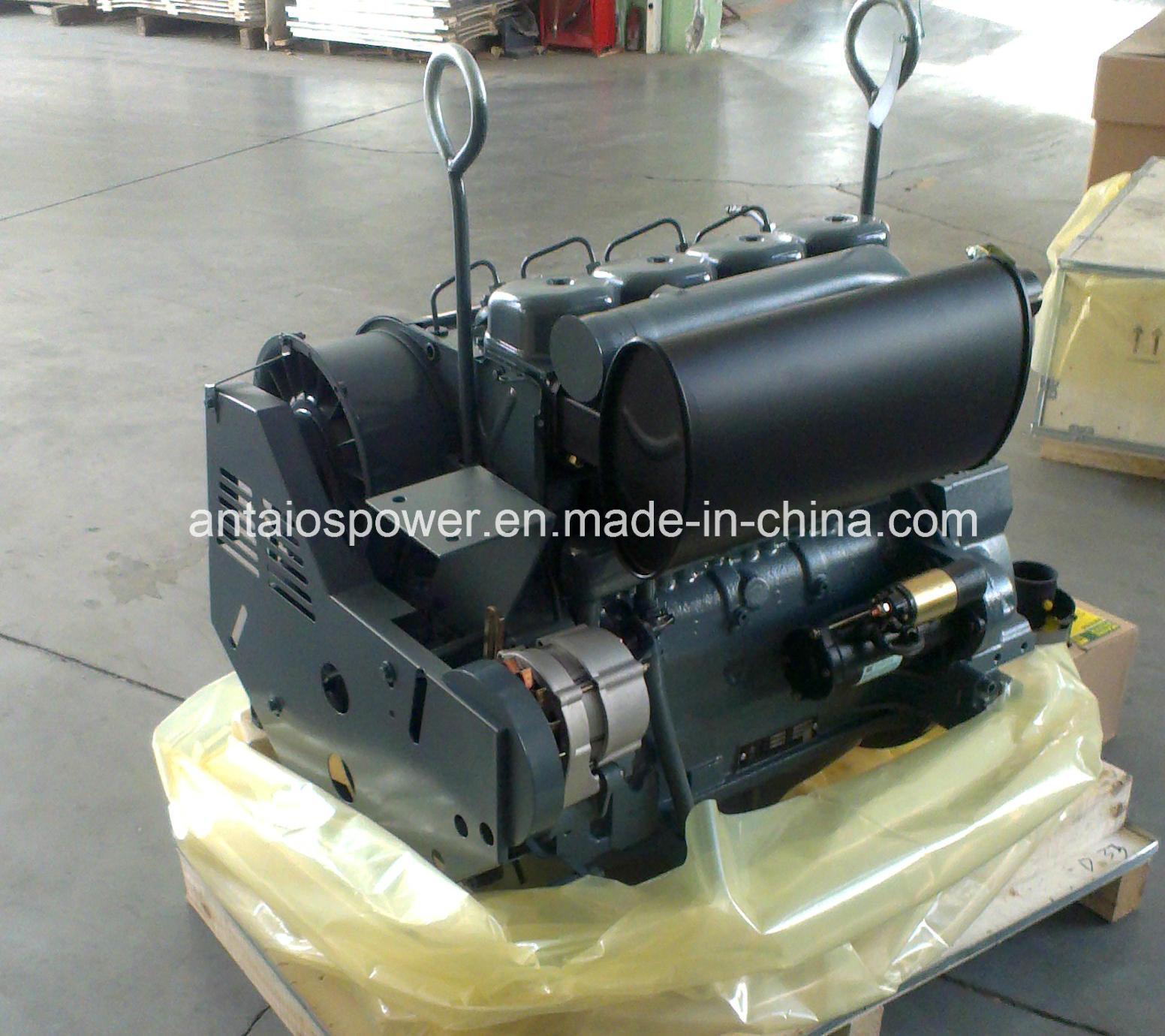 3 Cylinder Deutz Engine for Generator (F3L912)