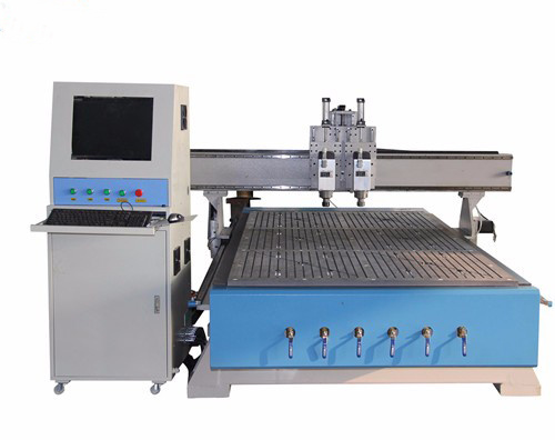 Wood CNC Router for Furniture, Cabinet, Woodworking, Advertising