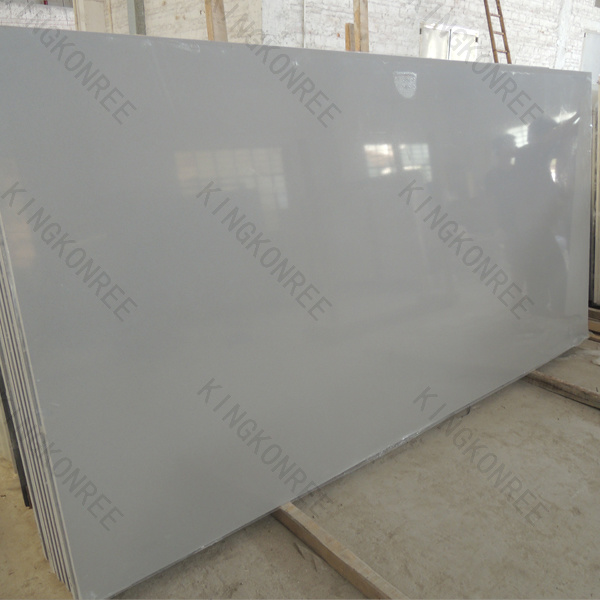 Kkr Engineered Artificial Quartz Stone Tiles Qf001