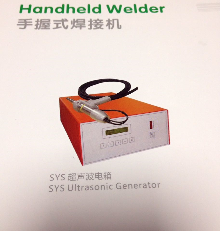 Portabler Handheld Ultrasonic Spot Welder with Competitive Price
