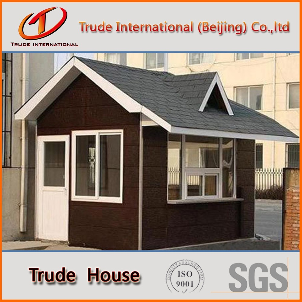 Economic Modular Building/Mobile/Prefab/Prefabricated Steel Frame Livinghouse