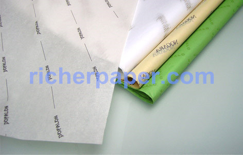 Tissue Paper for Printing Logo