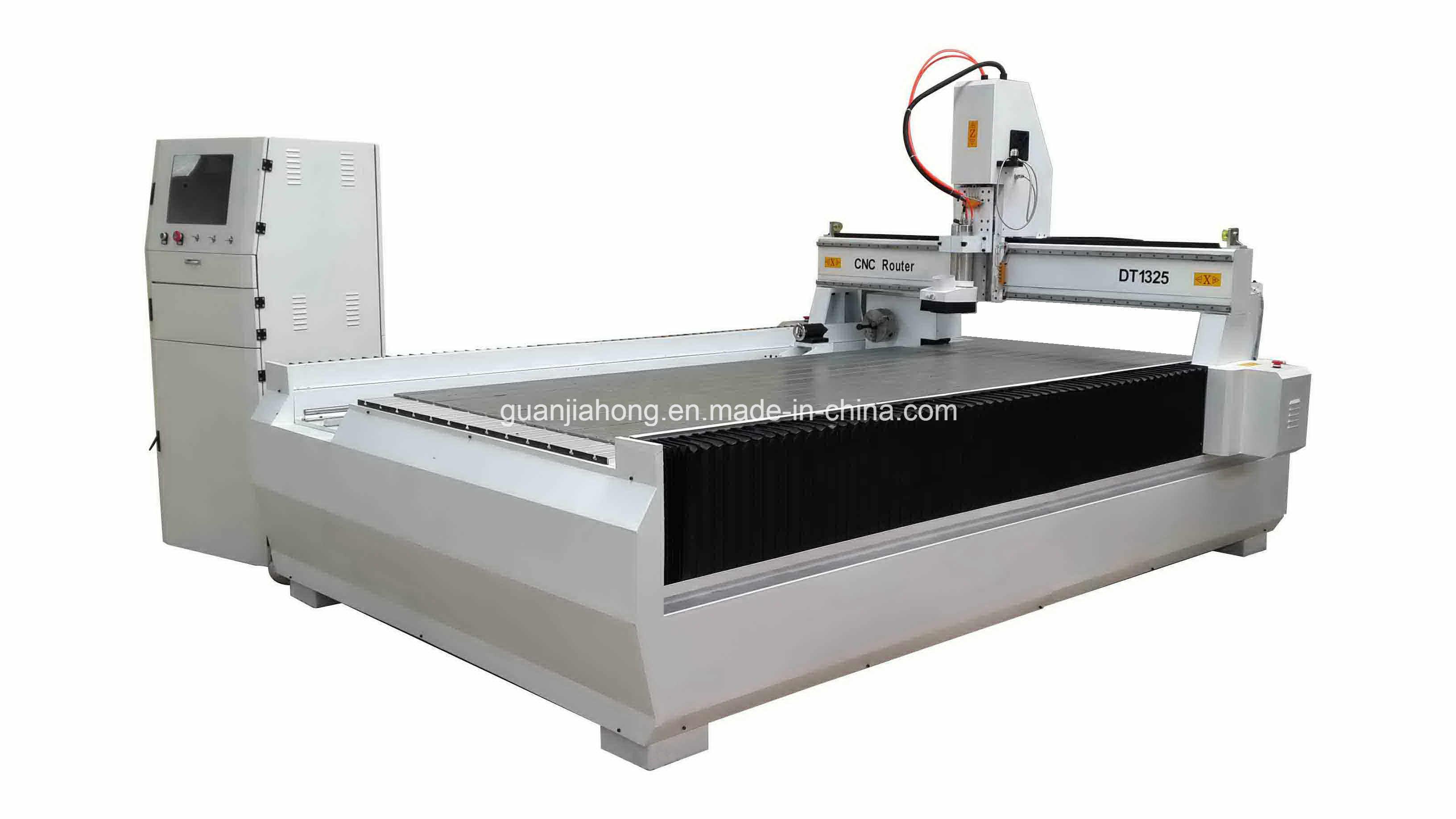 2D & 3D Woodworking CNC Router 1325