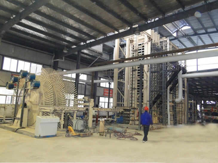 MDF Producing Machinery in Tunisia