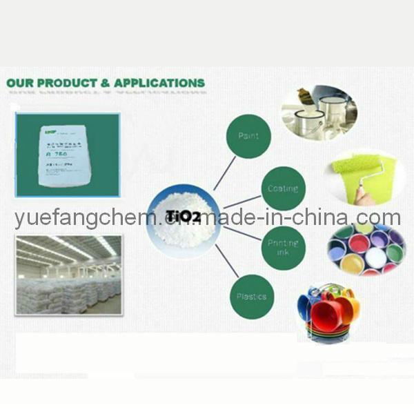 Titanium Dioxide Rutile Pigment R-965 Powder Classic