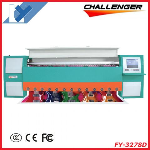 Challenger Jumbojet Solvent Printer (FY-3278D)
