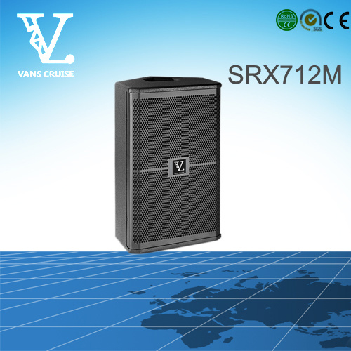 Srx712m Professional Monitor Speaker with 2431h Tweeter