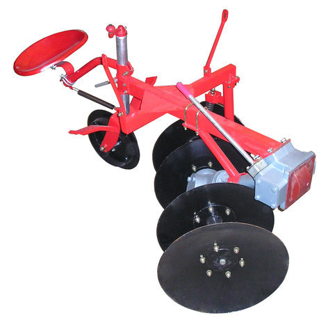 4 Disc Plough (1LYQ-420) Df Type