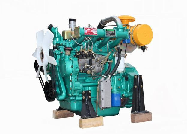 Ricardo R4105 Diesel Engine for 50kVA Diesel Generator Set