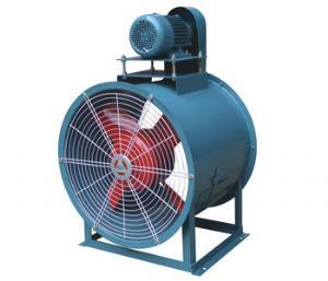 Kt40c Series Axial Flow Fans