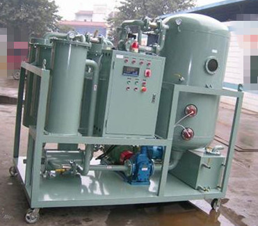 WOS Oil and Water Separation Machine (6000 L/Hr)