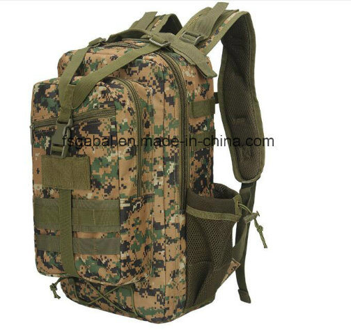 1000d 3p Soft Back Type Military Tacticial Gear Sports Rucksack Combatl Backpack Bag
