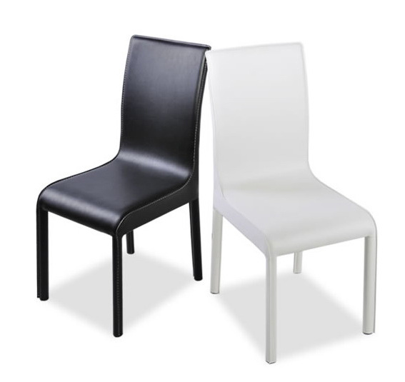 metal dining chair e28 china metal dining chair pu dining chair