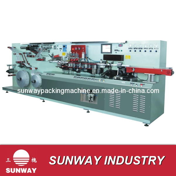 Automatic Laminated Tube Making Machine (B. GLS-IV)