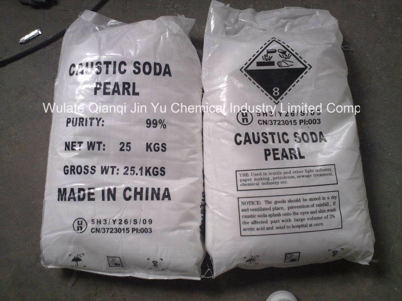 99% Caustic Soda Pearls