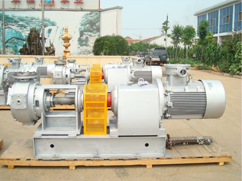 Nyp Series High Quality Chemical Gear Pump