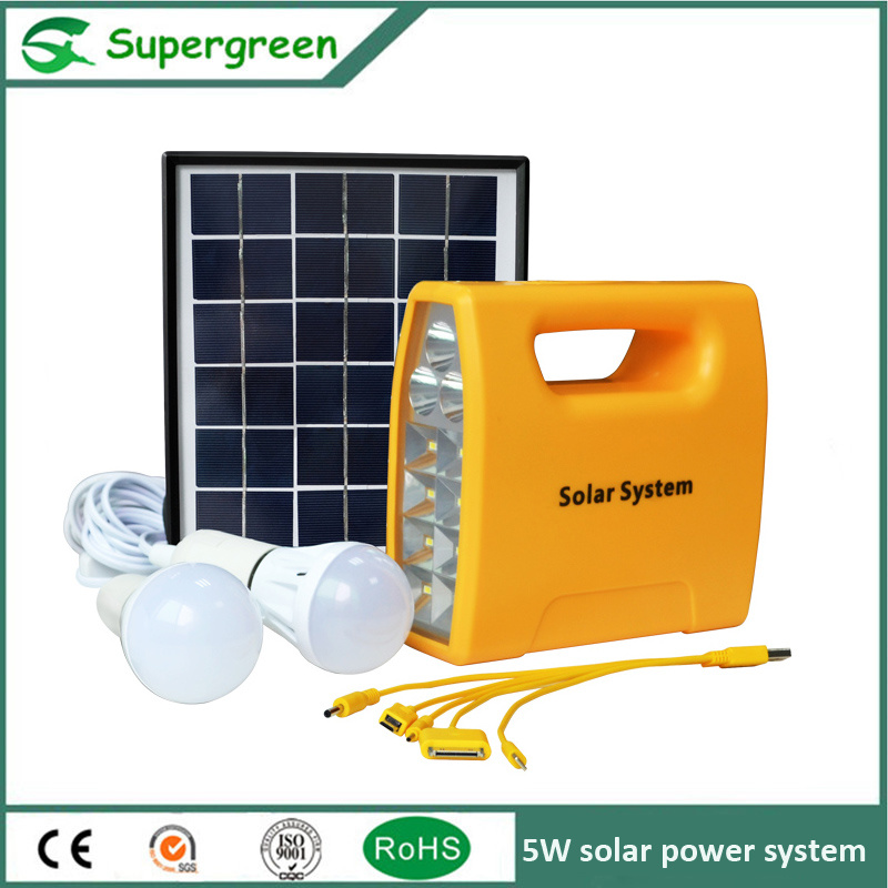 Customize Unique System Specific Application off Grid Solar Power System