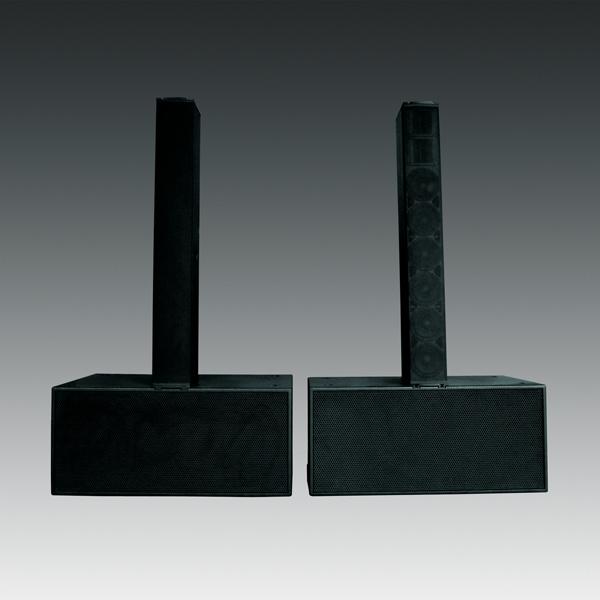 Professional Line Array Stage Speaker PRO Audio (TS-600)