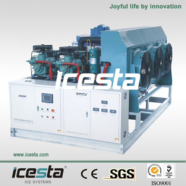 Icesta 10ton Flake Ice Machine