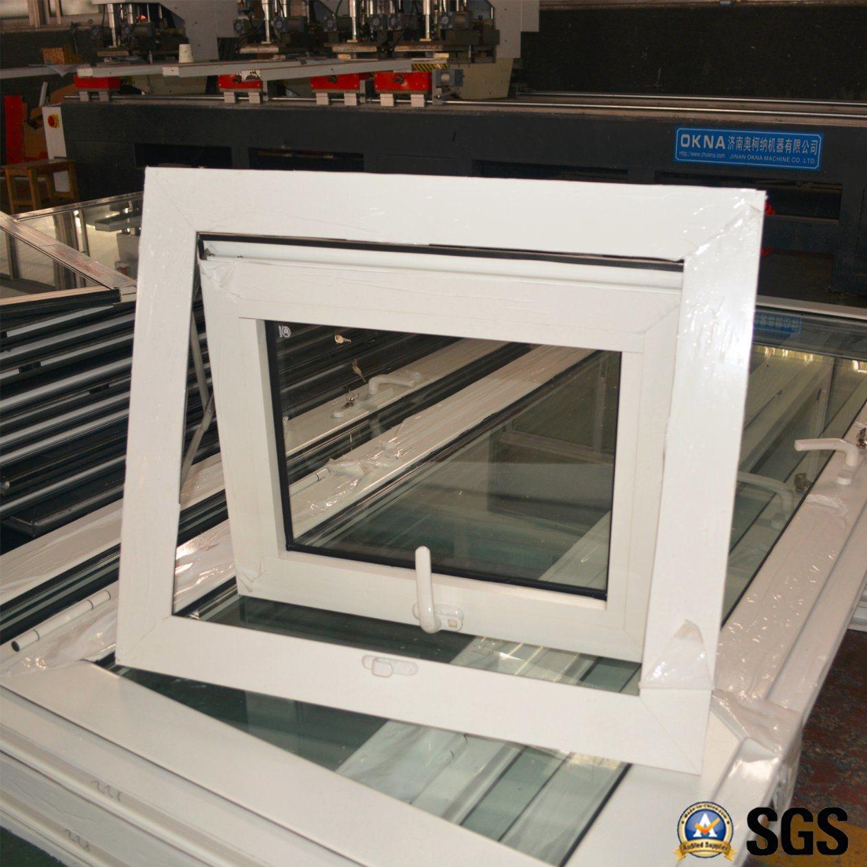 High Quality Powder Coated Aluminum Profile Awning Window, Aluminium Window, Aluminum Window, Window K05023
