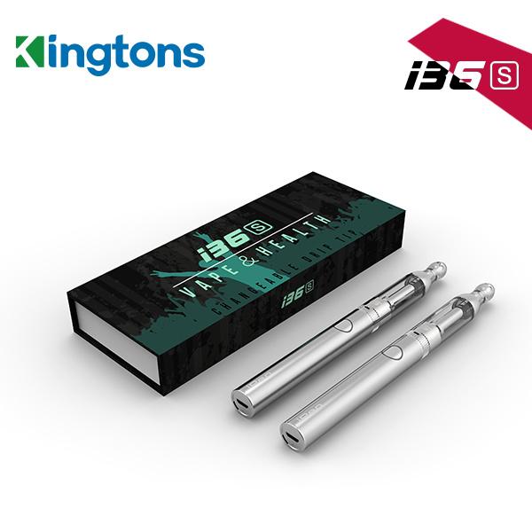 Kingtons New Design I36s Upgraded EGO Starter Kit E Cigar