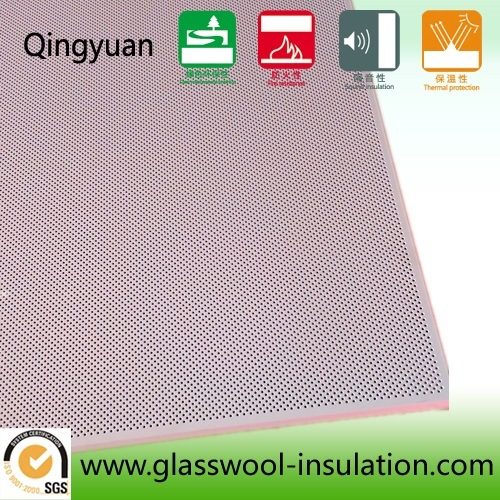 KTV Special Aluminum Fireproof Ceiling Panels Insulation Materials