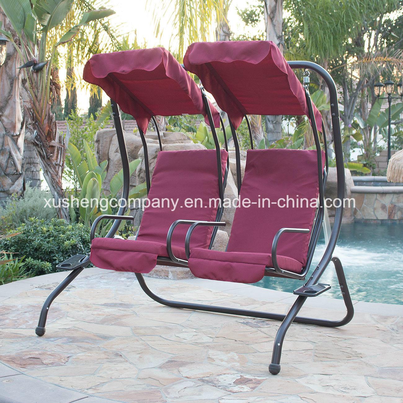 Deluxe Lover Garden/ Patio Swing Chair