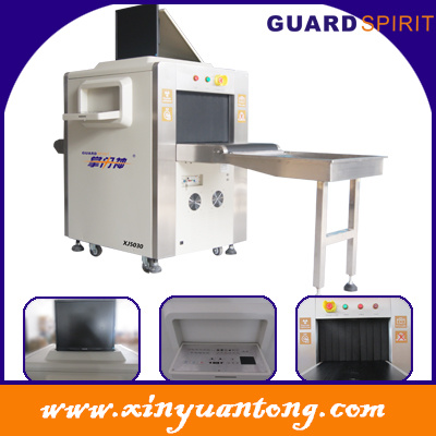 X Ray Baggage Scanner (Tunnel size: 50*30cm)