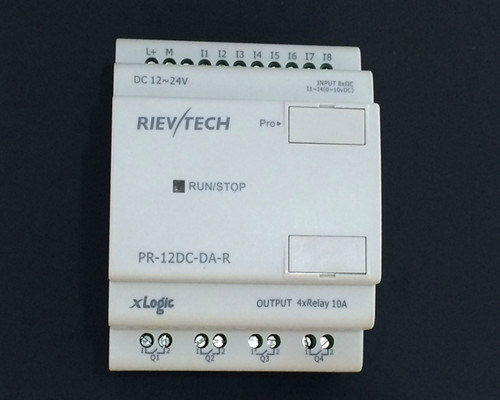 Programmable Relay for Intelligent Control (PR-12DC-DA-R-CAP)