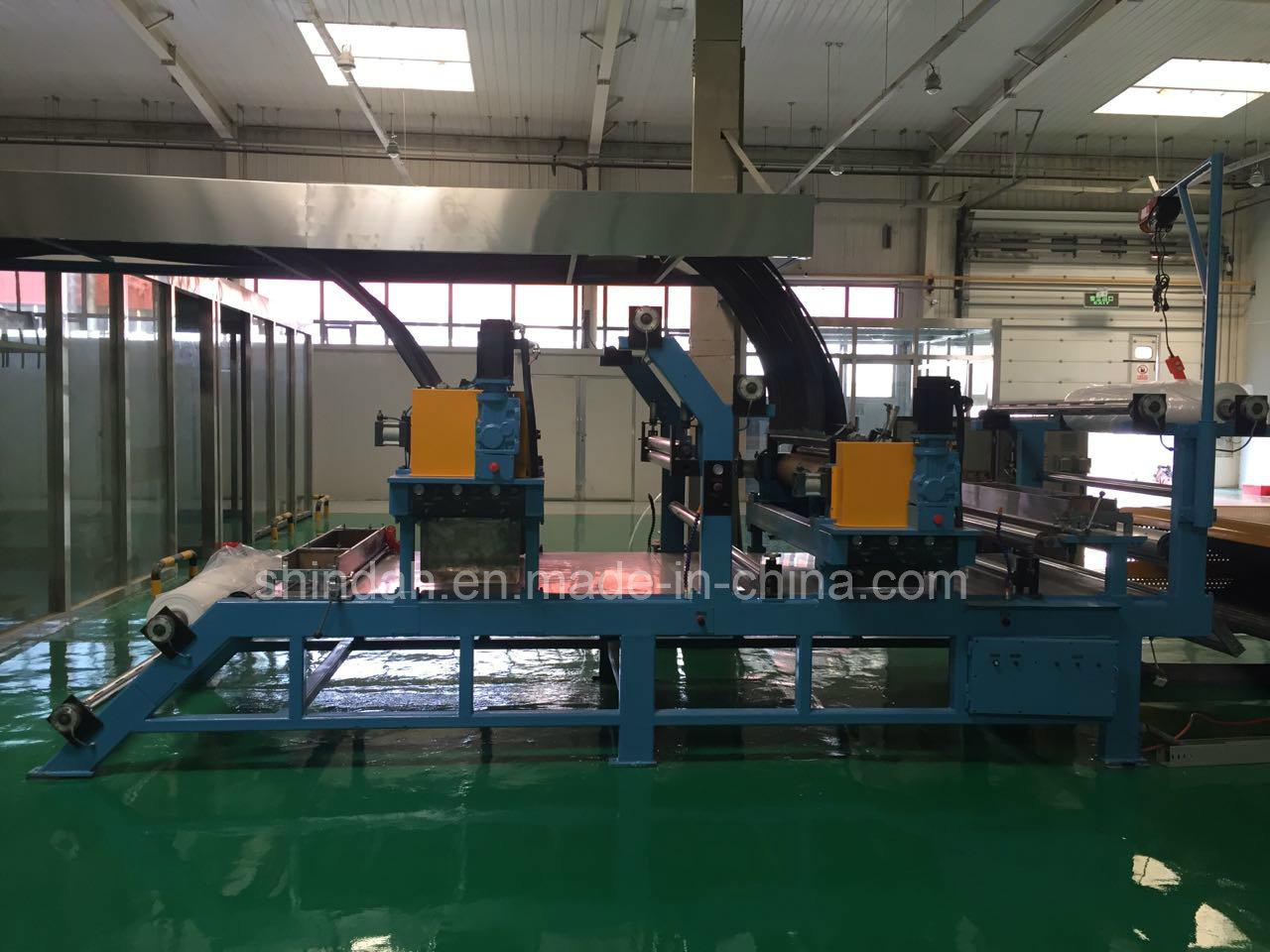 SMC Prepreg Production Line/SMC Machine
