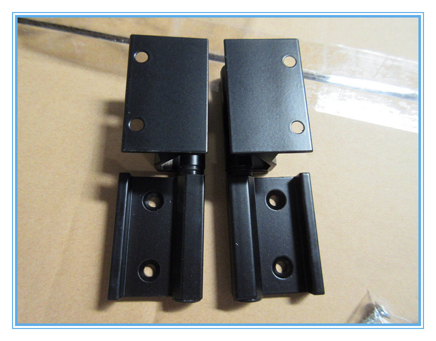 Powder Black Color Aluminum Inner Hinge Ah-01