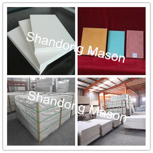 Fireproof Magnesium Oxide Panel for Building Wall