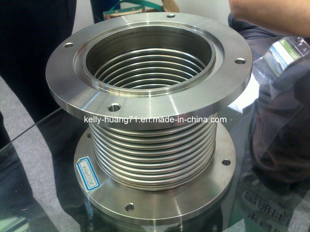 China d stainless steel vacuum bellows photos