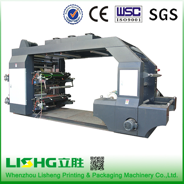Four Color Woven Sack Printing Press