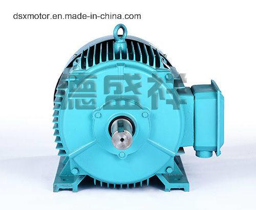 55kw Three Phase Asynchronous Electric Motor AC Motor
