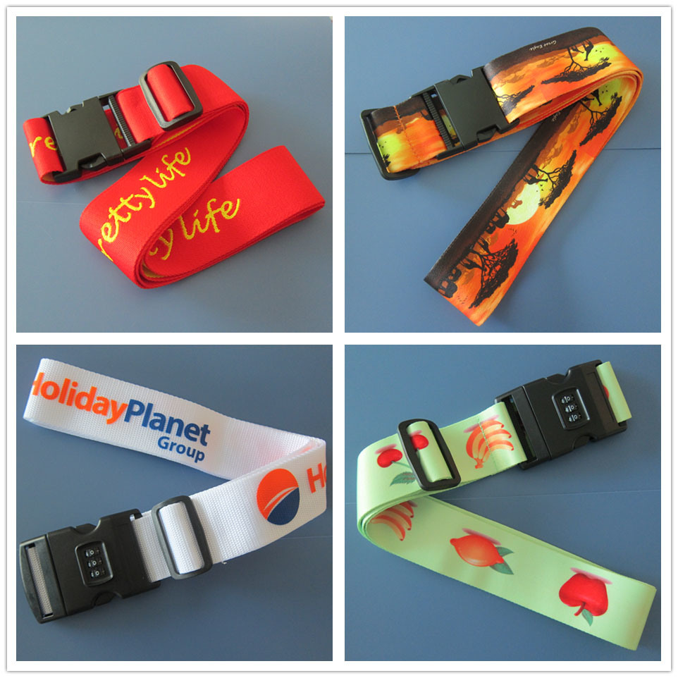 Custom Various Durable Printed Safety Belt for Protection