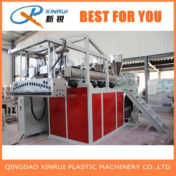 PVC Multicolor Carpet Plastic Making Machine