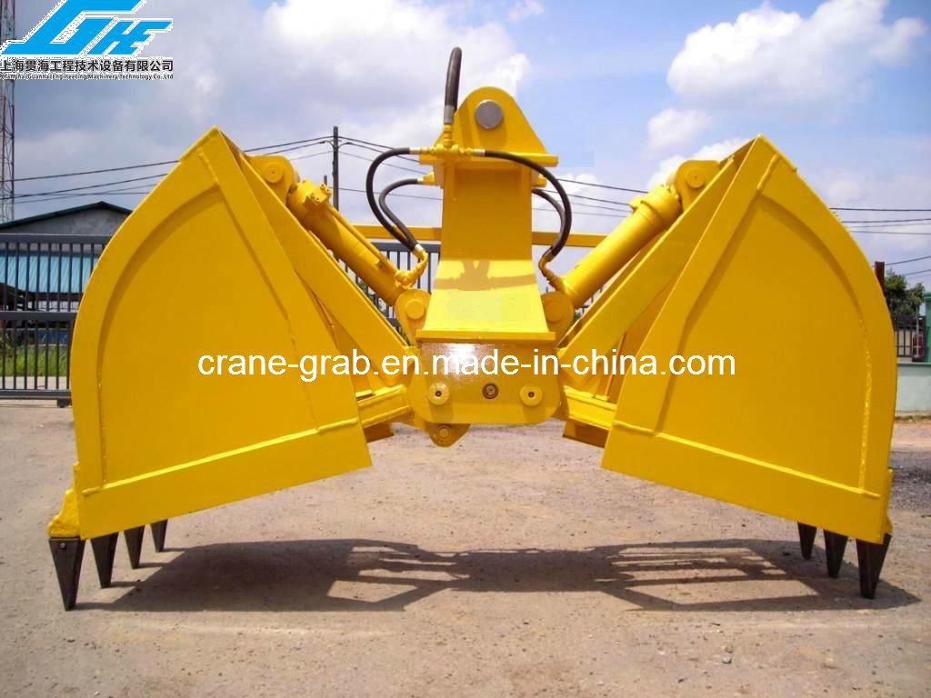 Hydraulic Clamshell Grab
