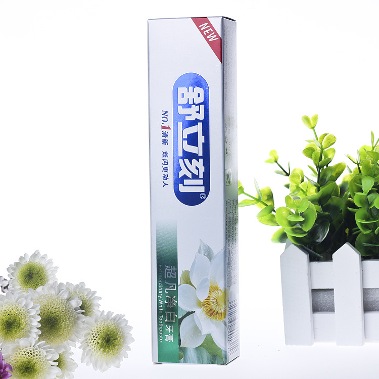 Toothpaste Packing Boxes