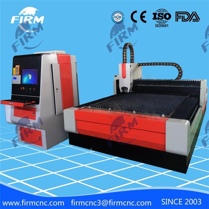1300*2500mm 4X8FT Fiber Laser Cutting Metal Machine