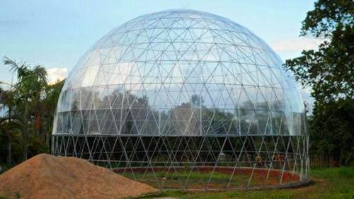 Dome Integrate Greenhouse/ Film Greenhouse / PC Greenhosue / Glass Greenhouse
