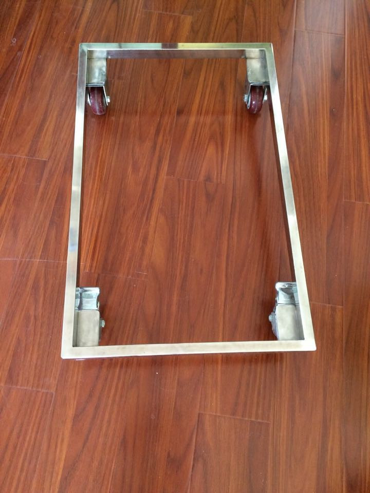 Drying Plate Trolley