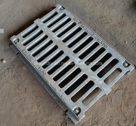 Heavy Duty Ductile Cast Iron Gully Gratings for Drainage