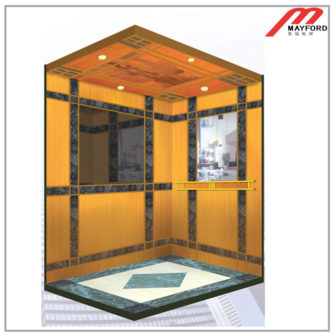 Villa Elevator/Home Lift for Hot Sales