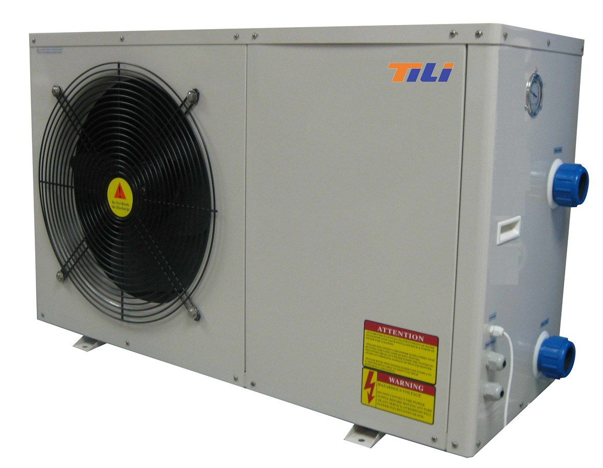 China Ce Certified Swimming Pool Heat Pump Photos Pictures Made In