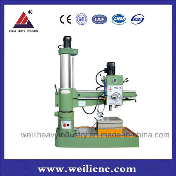 China Radial Drilling Machine Z3040