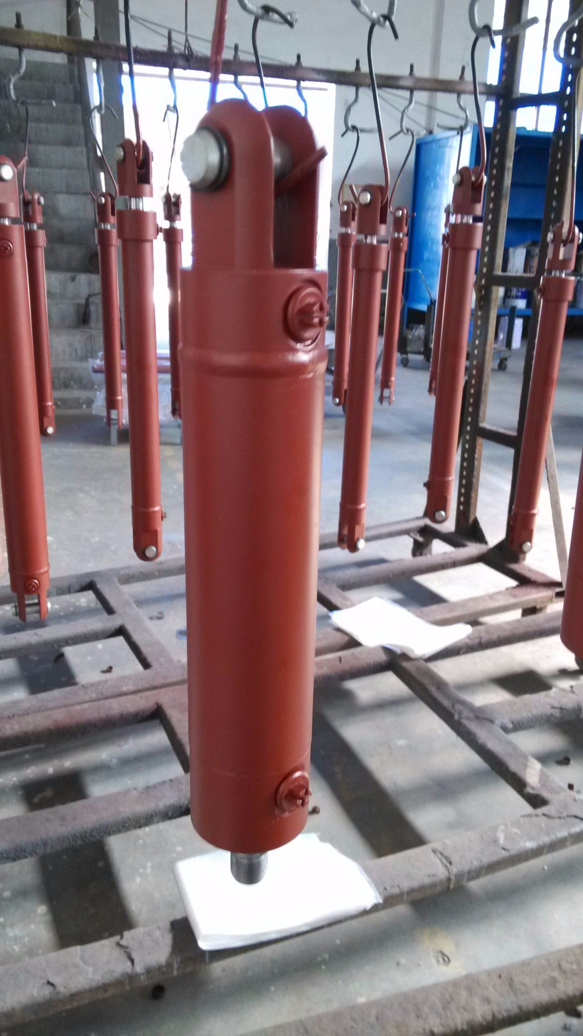 Hydraulic Cylinder Welded Double Acting