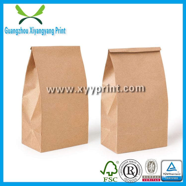 Custom Kraft Paper Bag for Food