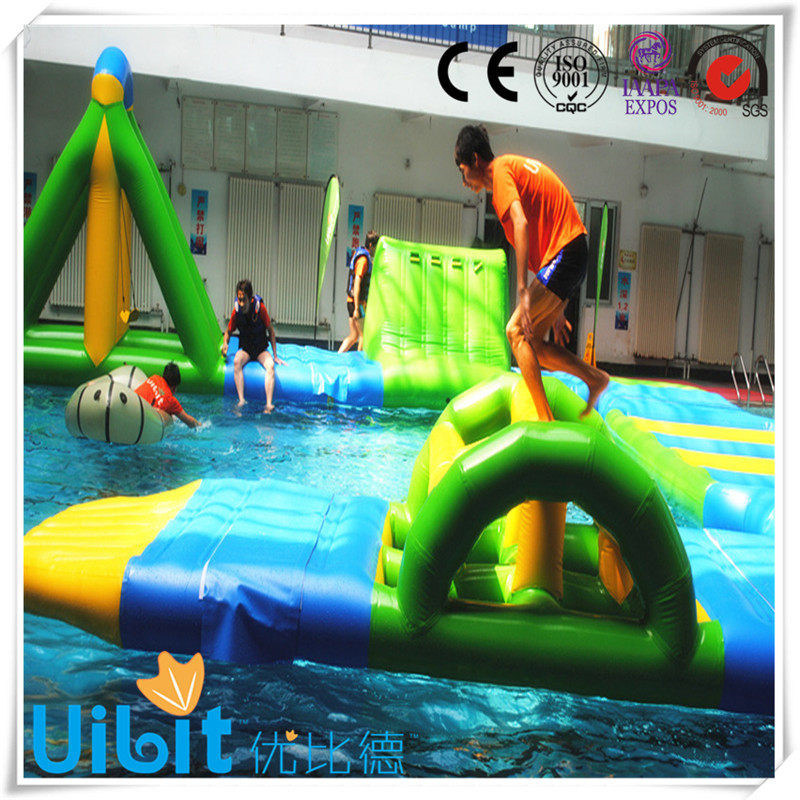 Standard Combination Inflatable Water Park Toys for 36 People